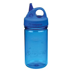 Nalgene Flaska 0,34l Grip-n-Gulp Everyday Blå/blå